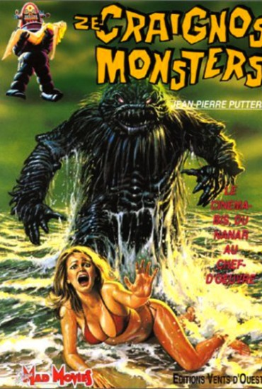 Ze Craignos Monsters (4 volumes)