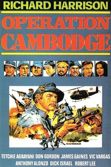 Opération Cambodge