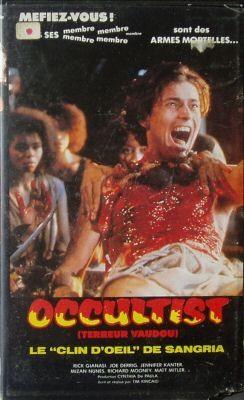 Occultist, terreur vaudou
