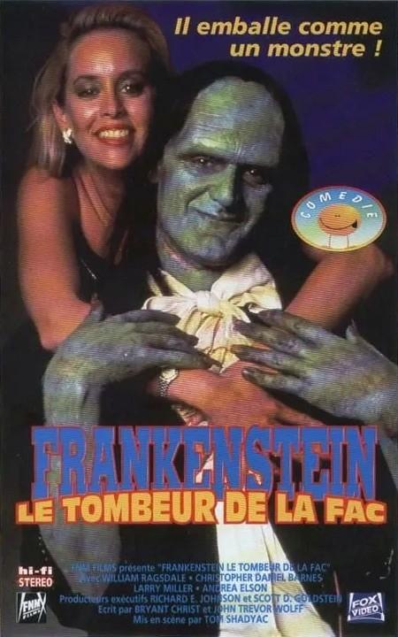 Frankenstein le tombeur de la fac