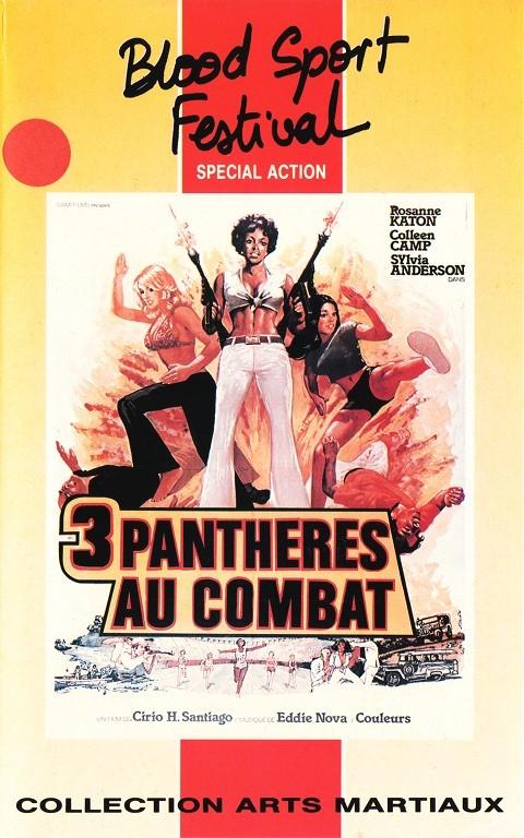 3 Panthères au Combat