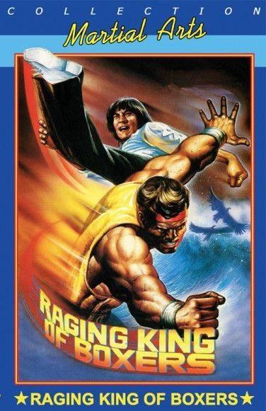 Raging King of Boxers / Lady Blood Boxer / La Vipère du karaté