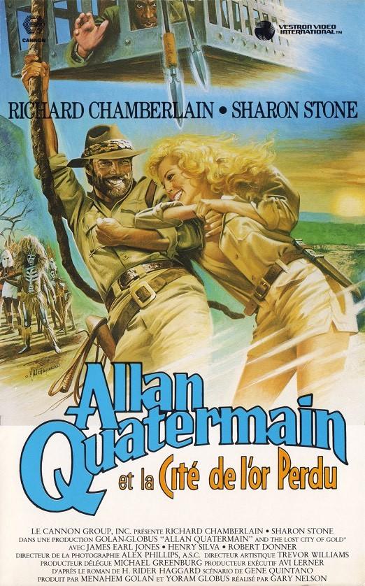 Allan Quatermain et la Cité de l'Or Perdu