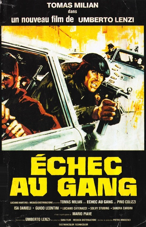 Echec au Gang