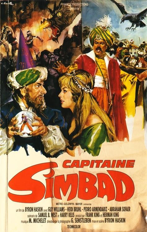 Capitaine Simbad