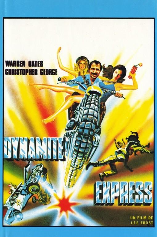 Dynamite Express (Le Tueur Aime les Bonbons)