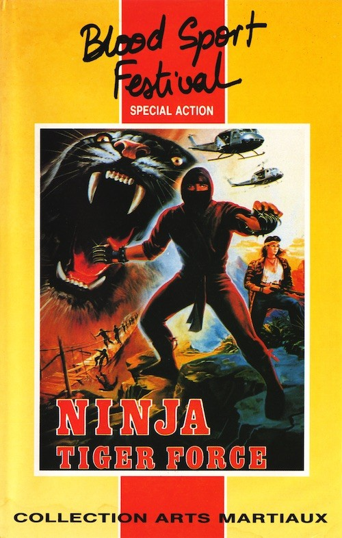 Ninja Tiger Force
