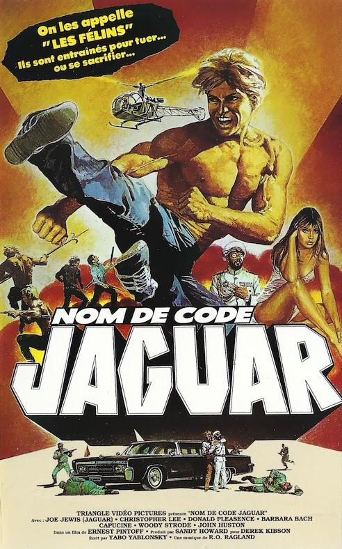 Nom de code : jaguar