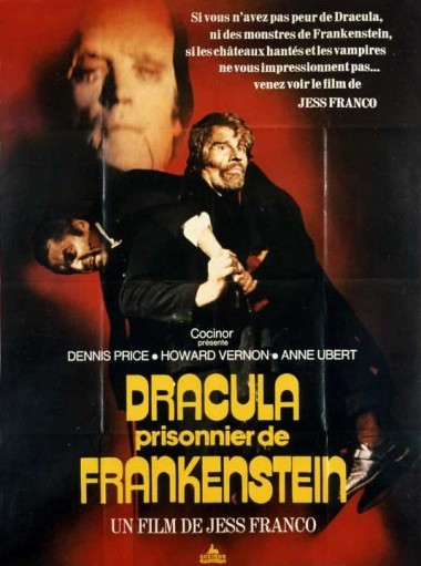 Dracula prisonnier de Frankenstein