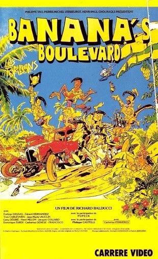Banana's boulevard