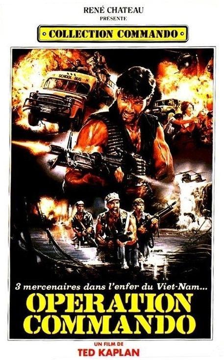 Opération Commando / Warbus / Warbus Commando