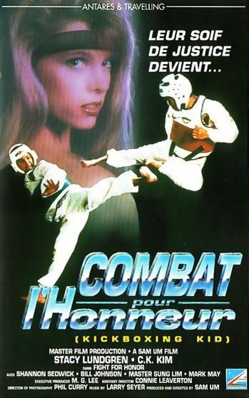 Combat pour l'honneur / Kickboxing Kid
