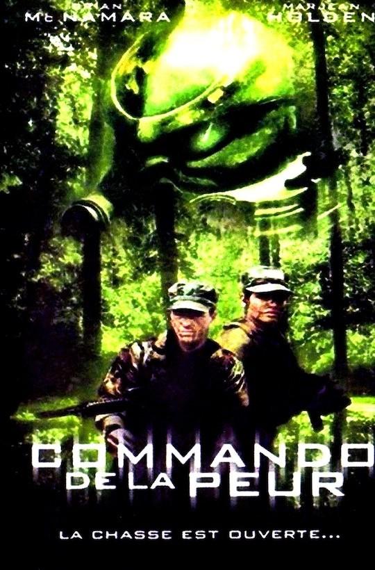 Commando de la Peur / Code rouge