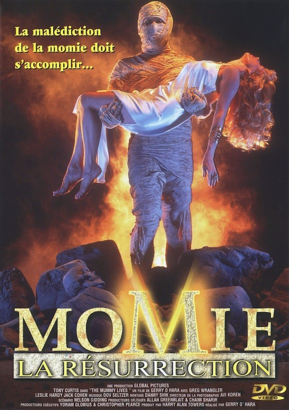 Momie, la résurrection