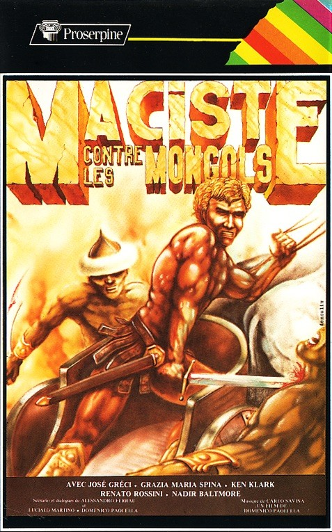 Maciste contre les Mongols