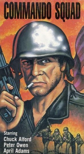 Escadron de la mort (Commando Squad / Mission: Africa)