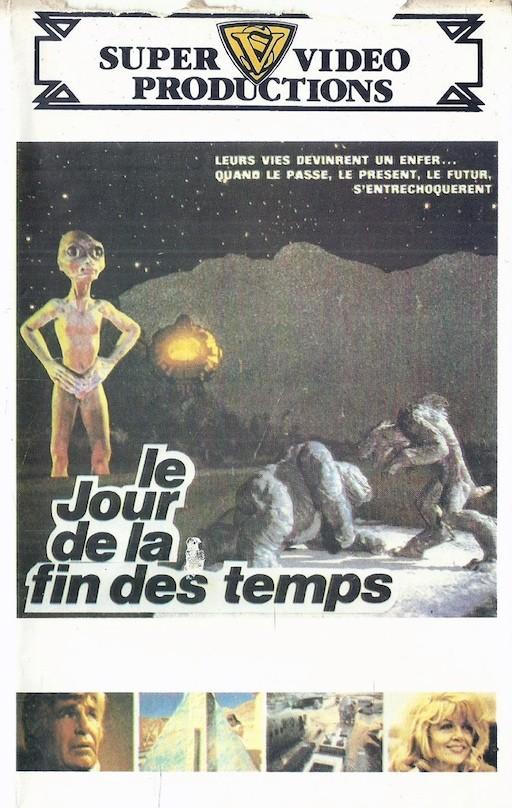 Le jour de la fin des temps / La Nuit des extraterrestres