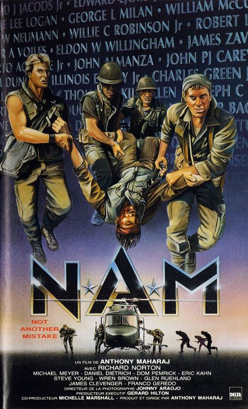 N.A.M : Not Another Mistake
