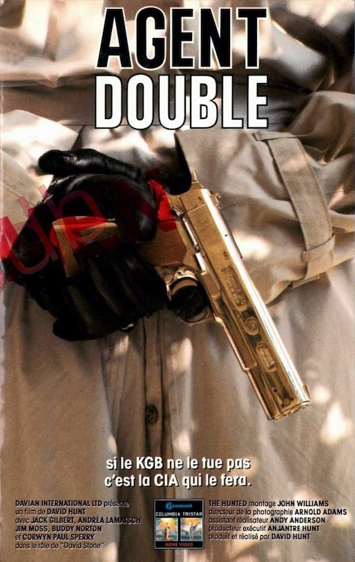 Agent Double (The Hunted)