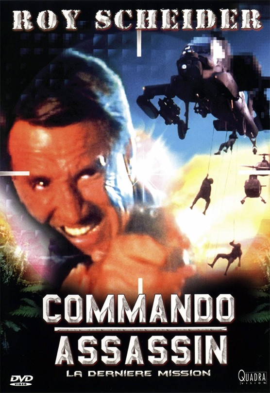 Commando Assassin / Les Enragés