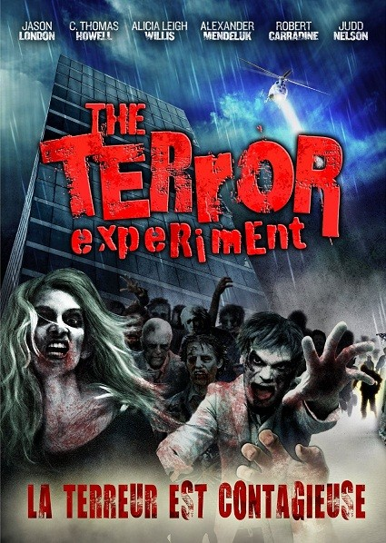 Piège de verre / The Terror Experiment