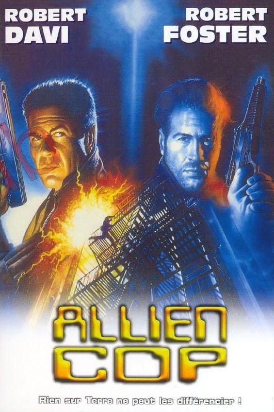 Allien Cop / Space Killer / Peacemaker