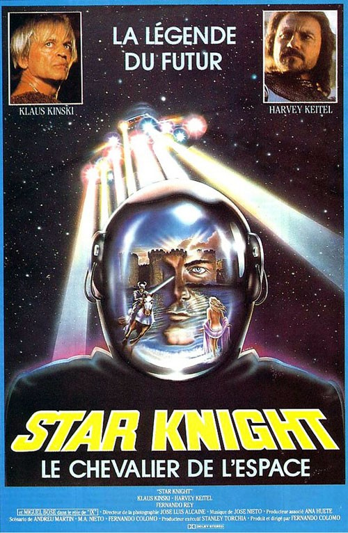 Star Knight, la légende du futur