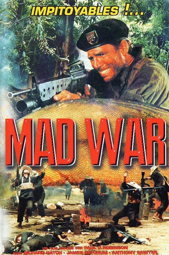 Mad War / Cols de cuir