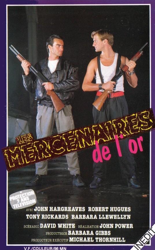 Les Mercenaires de l'or