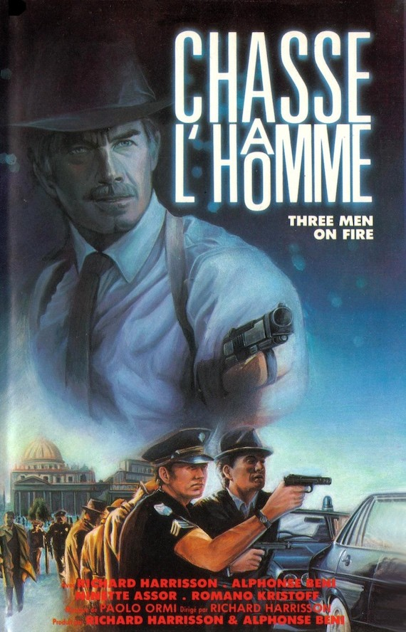 Chasse à l'homme (Three Men on Fire)