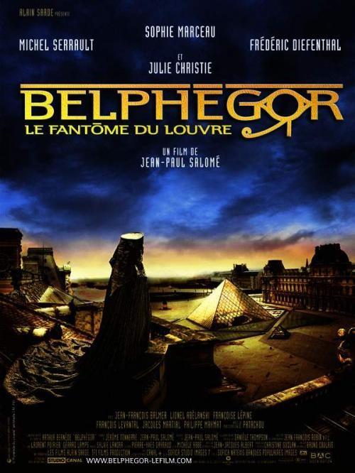 Belphegor le Fantôme du Louvre