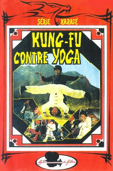 Kung-Fu Contre Yoga