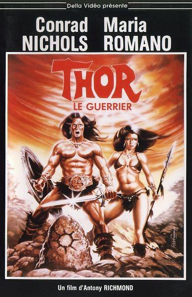 Thor le guerrier