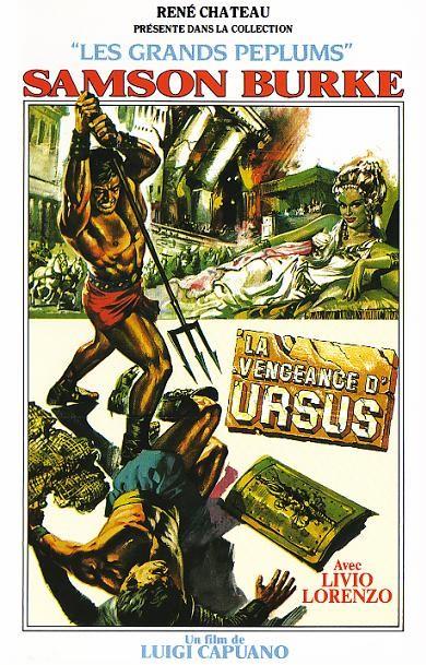 La Vengeance d'Ursus