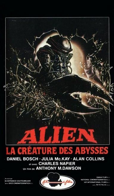 Alien, la Créature des Abysses