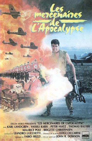 Les Mercenaires de l'Apocalypse