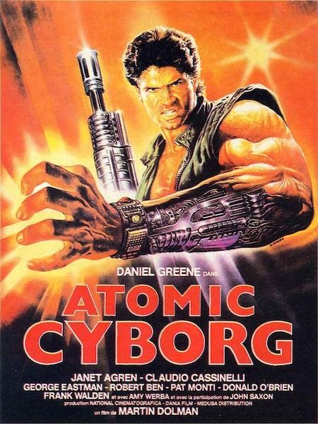 Atomic Cyborg