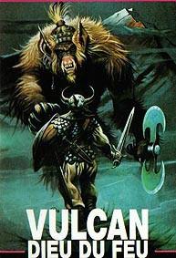 Vulcan Dieu du Feu
