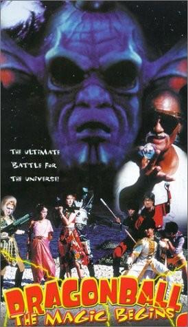 Dragon Ball, le film - La légende des 7 boules de cristal
