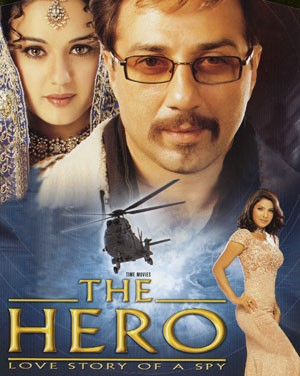 The Hero, Love Story of a Spy