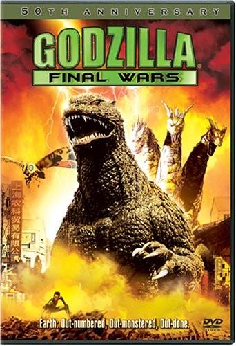 Godzilla : Final Wars