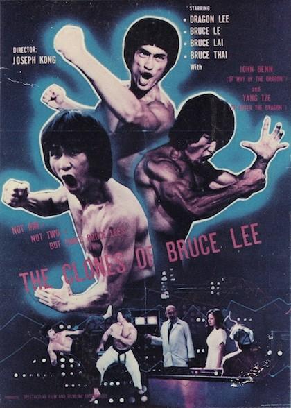 The Clones of Bruce Lee