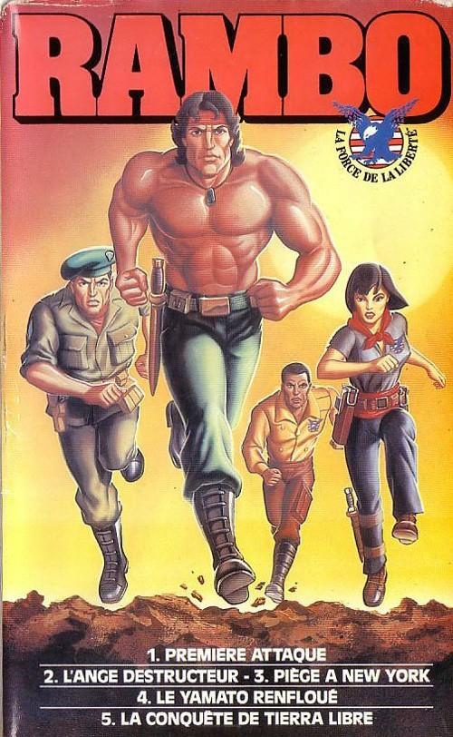 Rambo, le dessin animé