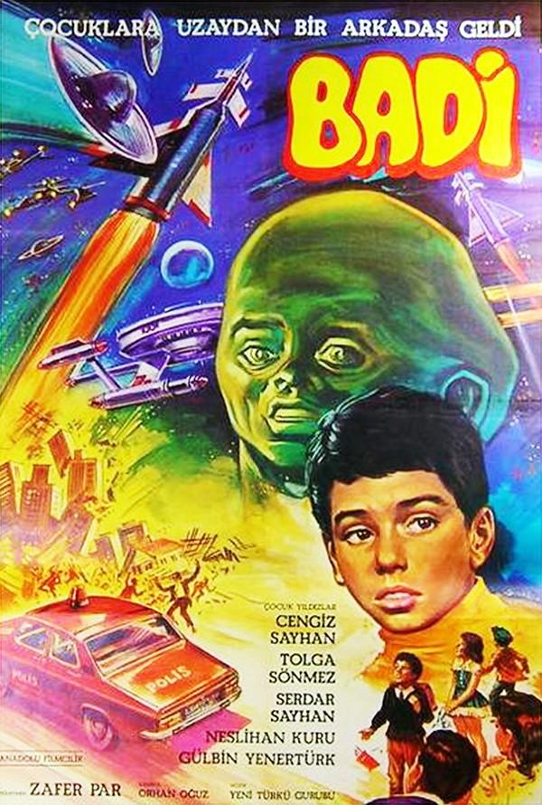 Badi (Turkish E.T.)