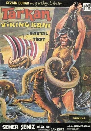 Tarkan contre les Vikings