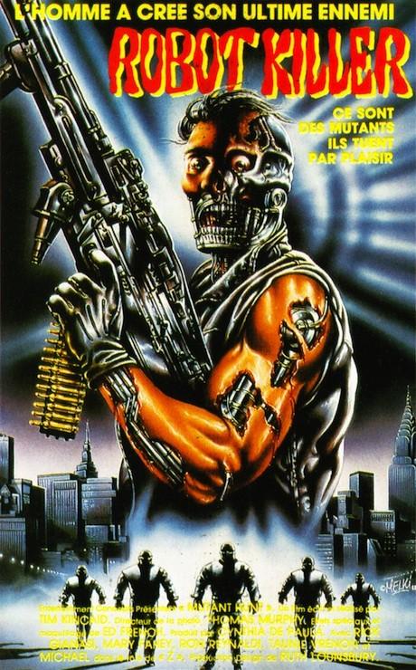 Robot Killer