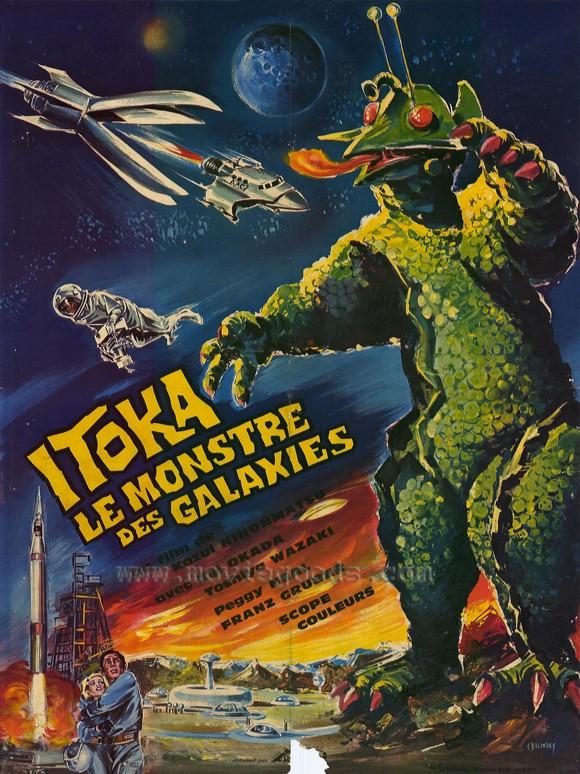 Itoka le monstre des galaxies