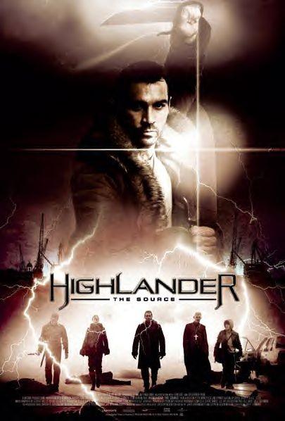 Highlander : la Source