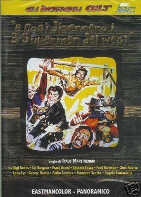 Les 3 Supermen de l'Ouest