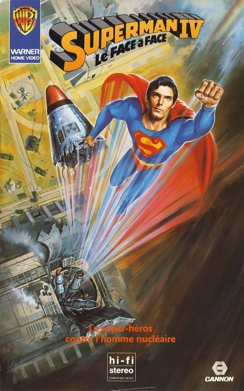 Superman IV : le face à face